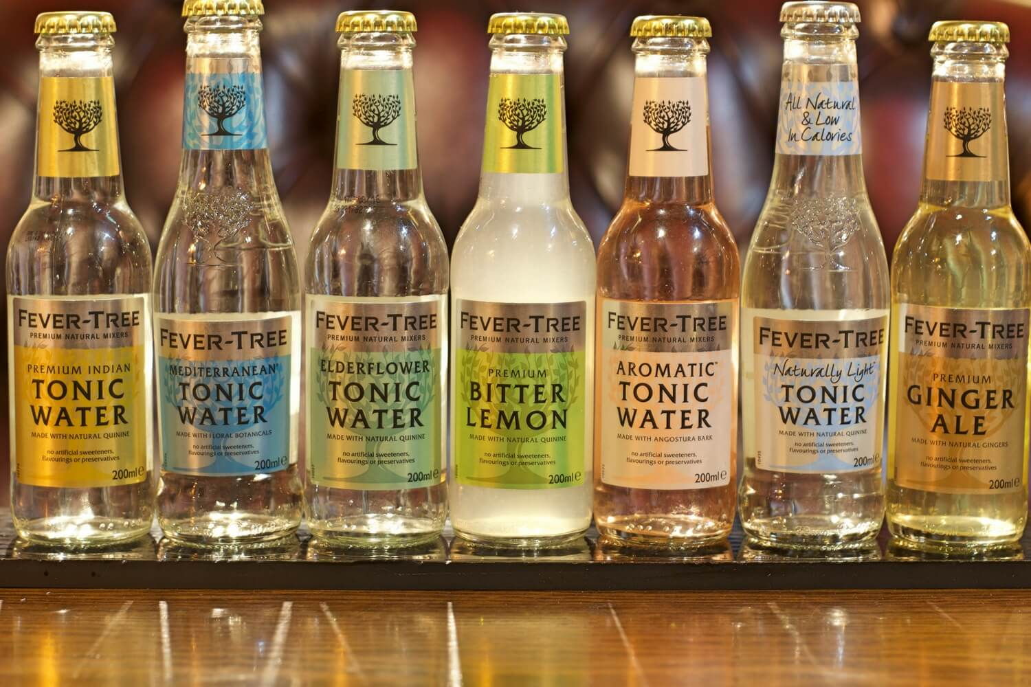 Fever-Tree Tonic Water - The Purple Dog Pub Colchester