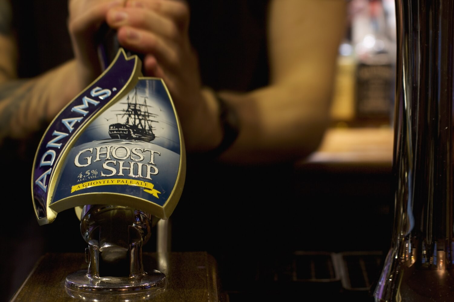Ghost Ship - The Purple Dog Pub Colchester